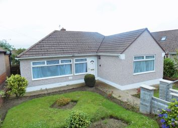 Thumbnail 3 bed bungalow for sale in Lansbury Close, Caerphilly