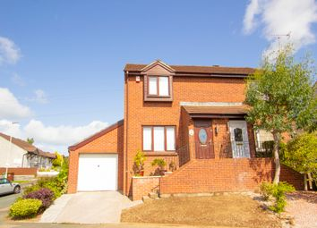 3 bed semi-detached house for sale in Truro Drive, Badgers Wood, Plymouth PL5