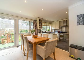 Thumbnail 4 bedroom end terrace house for sale in Spring Grove, Gravesend, Kent