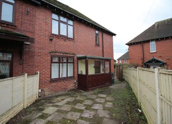 Thumbnail 3 bedroom semi-detached house for sale in Haig Road, Leek, Staffordshire