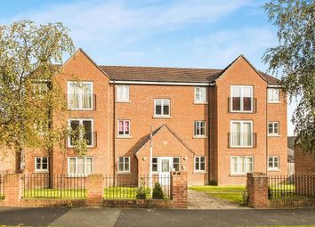 Thumbnail 2 bed flat for sale in New Village Way, Churwell, Morley, Leeds