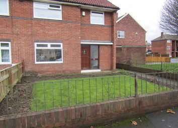Thumbnail 3 bed semi-detached house to rent in Sheldrake Road, Castleford