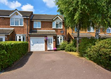Thumbnail 3 bed semi-detached house for sale in Groveside Close, Carshalton