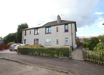 Thumbnail 2 bedroom flat for sale in Ellismuir Place, Baillieston, Glasgow, Lanarkshire