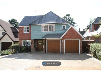 Thumbnail 5 bed detached house to rent in Abberley Park, Maidstone Kent