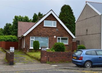 Thumbnail 3 bed detached bungalow for sale in Carmarthen Road, Swansea