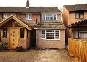 Thumbnail 2 bed end terrace house to rent in Tenaplas Drive, Upper Basildon, Reading