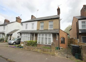 Thumbnail 2 bedroom semi-detached house for sale in Kingcroft Road, Harpenden, Hertfordshire