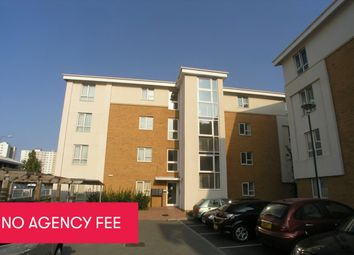 Thumbnail 2 bed flat to rent in Overstone Court, Dumballs Road, Cardiff