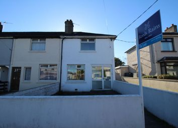 Thumbnail 2 bed terraced house to rent in Beechwood Avenue, Bangor