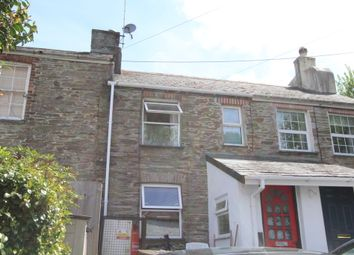 Thumbnail 2 bed cottage to rent in Polbathic, Torpoint