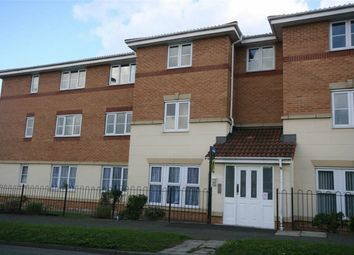 Thumbnail 2 bed flat for sale in Newton Road, St. Helens
