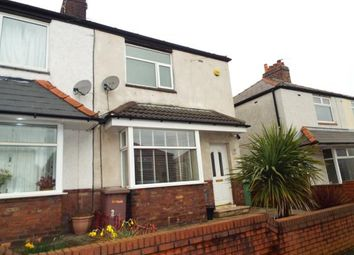 Thumbnail 2 bed end terrace house for sale in South Street, Thatto Heath, St. Helens, Merseyside