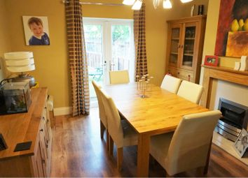 Thumbnail 3 bedroom semi-detached house for sale in Hawkswood Crescent, Leeds
