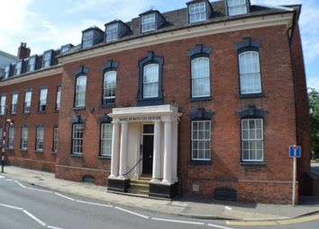 Thumbnail 2 bed flat for sale in Marlborough House, St. John Street, Lichfield, Staffordshire