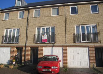Thumbnail 4 bedroom end terrace house to rent in Harland Street, Ipswich, Suffolk