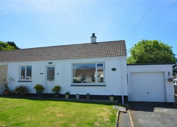 Thumbnail 2 bed semi-detached bungalow for sale in Balcoath, St Day, Redruth, Cornwall