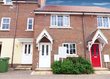 Thumbnail 2 bed end terrace house for sale in Lobelia Close, Wymondham