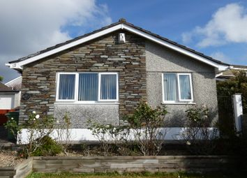Thumbnail 3 bed bungalow for sale in Combley Drive, Plymouth