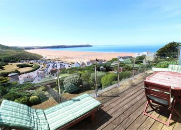 Thumbnail 2 bed flat for sale in Sunnyside Road, Woolacombe, Devon