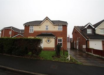 Thumbnail 3 bed detached house for sale in Cypress Gardens, Firgrove, Rochdale, Greater Manchester