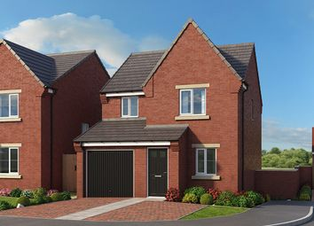 "Thumbnail 3 bedroom detached house for sale in ""The Redwood"" at Off Trunk Road, Normanby, Middlesbrough"