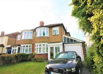 Thumbnail 4 bed semi-detached house to rent in Bramerton Road, Beckenham