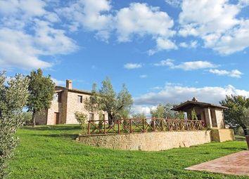 Thumbnail 4 bed country house for sale in Citta' Della Pieve, Città Della Pieve, Perugia, Umbria, Italy