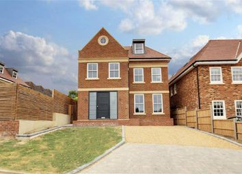 Thumbnail 5 bed detached house for sale in Calder Avenue, Brookmans Park, Hertfordshire
