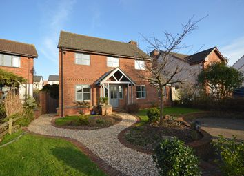 Thumbnail 4 bedroom detached house to rent in Woodbury, Exeter, Devon