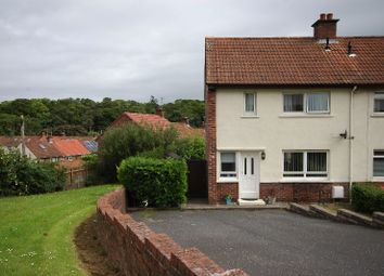 Thumbnail 2 bed semi-detached house to rent in Glendale Crescent, Ayr, South Ayrshire