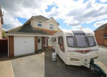 Thumbnail 3 bedroom property for sale in Longfellow Close, St Andrews Ridge, Swindon
