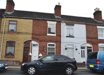 Thumbnail Terraced house to rent in Nursery Street, Stoke, Stoke-On-Trent