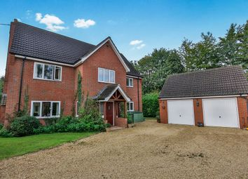 Thumbnail Detached house for sale in Norwich Road, Besthorpe, Attleborough