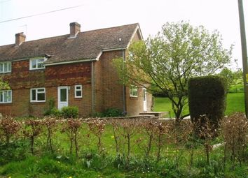 Thumbnail 3 bed cottage to rent in New Cottages, St Mary Bourne, Nr Andover