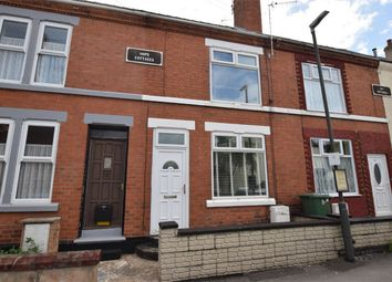 Thumbnail 3 bed terraced house for sale in Alfred Street, Alfreton, Derbyshire