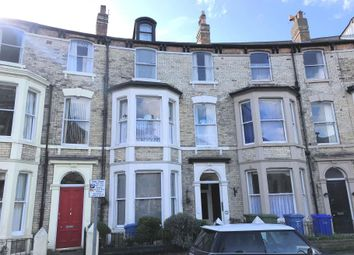 Thumbnail 1 bed flat to rent in Albion Crescent, Scarborough, North Yorkshire