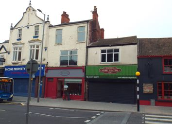 Thumbnail Retail premises for sale in Bethlehem Street, Grimsby