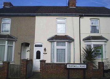 Thumbnail 2 bed terraced house for sale in Cromwell Road, Rushden