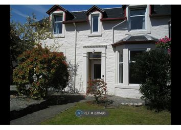 Thumbnail 2 bed flat to rent in Ferguslie Street, Dunoon