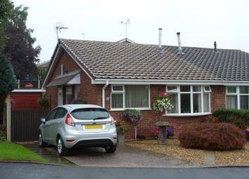 Thumbnail 2 bed bungalow for sale in Barnfield Way, Stafford