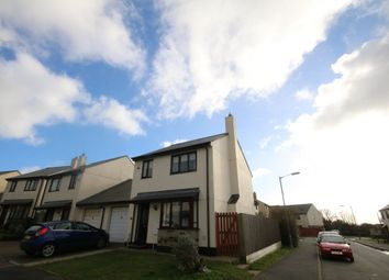 Thumbnail 3 bed property to rent in Sycamore Gardens, Summercourt, Newquay