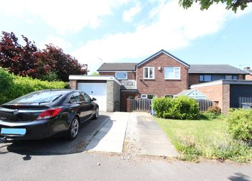 Thumbnail 4 bed detached house to rent in Chancet Wood Rise, Sheffield