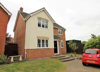 Thumbnail 4 bed detached house for sale in Hayley Close, Chafford Hundred, Grays