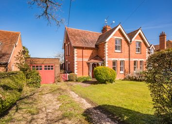 Thumbnail 2 bed semi-detached house for sale in 33 Milldown Road, Goring On Thames