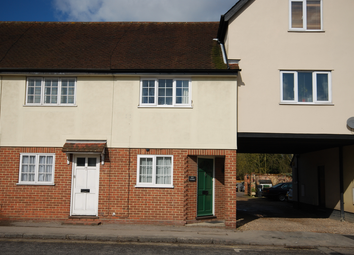 Thumbnail 2 bed end terrace house to rent in Feering Hill, Feering, Colchester