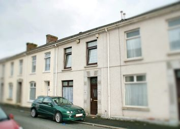 Thumbnail 3 bed terraced house for sale in Stafford Street, Llanelli