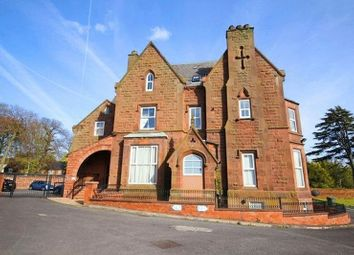 Thumbnail 2 bed flat for sale in Larch Close, Cressington Park, Liverpool