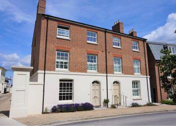 Thumbnail 4 bedroom semi-detached house for sale in Marsden Street, Dorchester