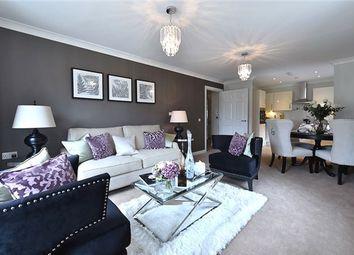 Thumbnail 2 bed flat for sale in Fernleigh, Buttercross Lane, Witney, Oxon